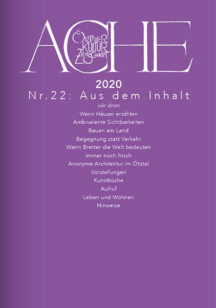 Ache Nr. 22/2020